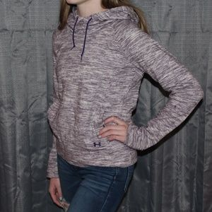 Under Armour Work Out Pull Over